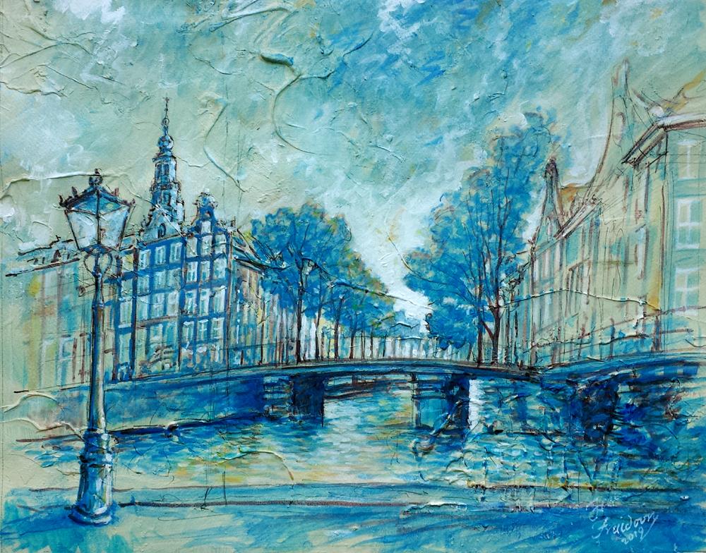 Zuiderkerk-Amsterdam-40x50cm-Acrylic-on-Cardboard-oct2019