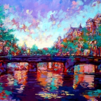 herengracht-100-x140-cm-acrylic-on-canvas-march-2015