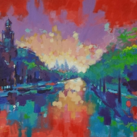 rijksmuseum-amsterdam-100x140cm-acrylic-on-canvas-may-2015