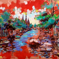 the-keizersgracht-amsterdam-80x100cm-acrylic-on-canvas-2-2-2015